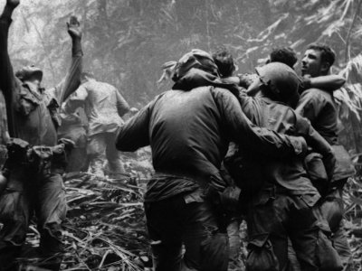 Iconic Photo Showed America Vietnam War's Toll