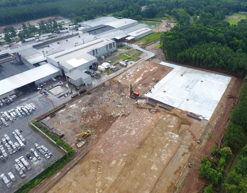 JW Aluminum Announces Expansion at its South Carolina Manufacturing Facility