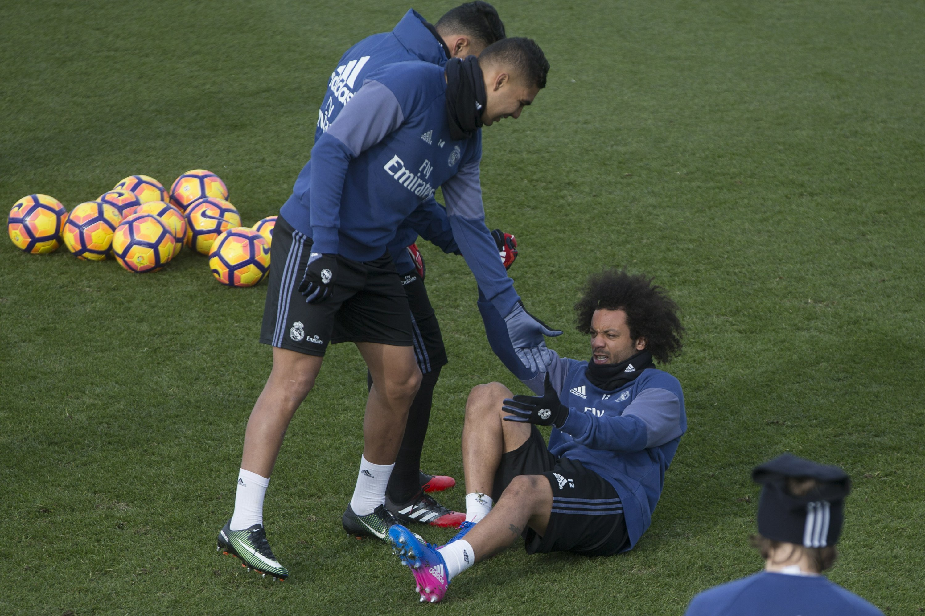 more photos 0bd98 b88fb Real Madrid loses Marcelo and Modric because of injures
