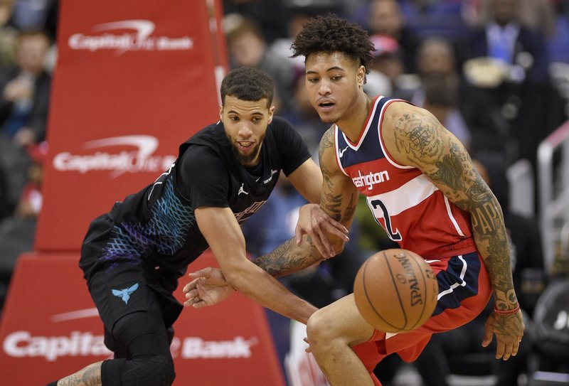 Michael Carter-Williams, Kelly Oubre Jr.