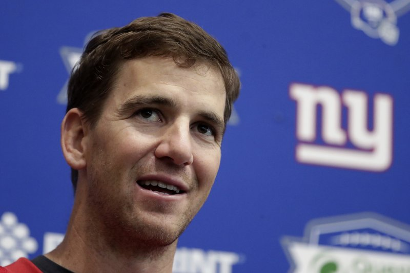 Settlement Reached In Giants Manning Memorabilia Fraud Case