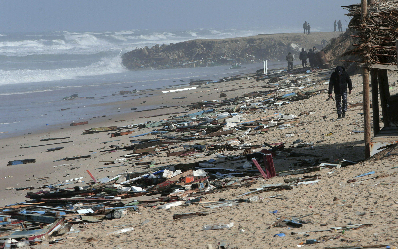 Gaza strip sea — pic 15
