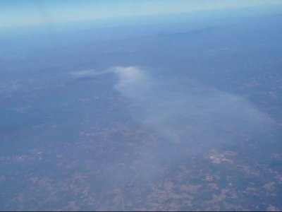 Wildfires Break Out in Appalachia Amid Drought