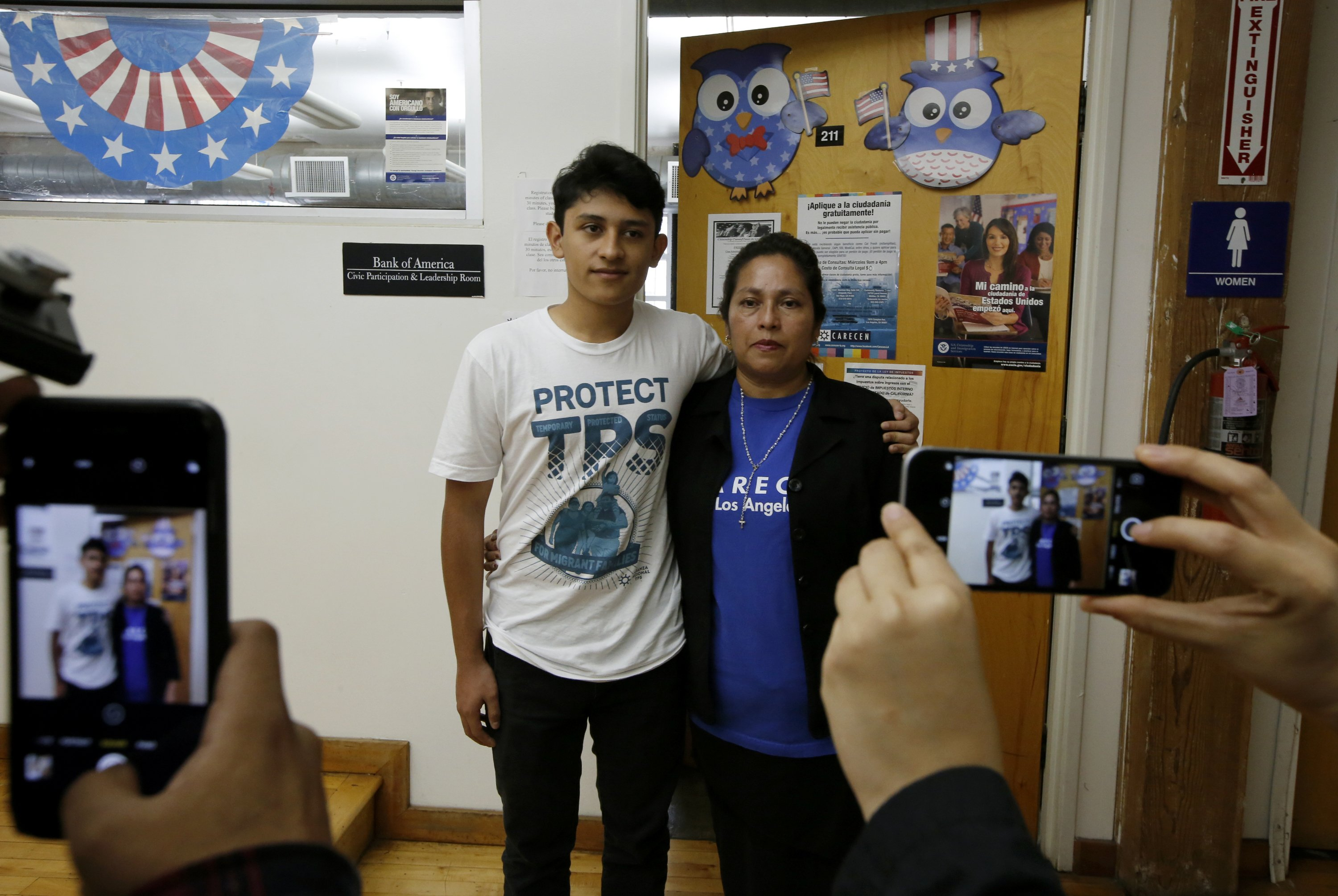 US ends protections for Salvadoran immigrants, sparking fear