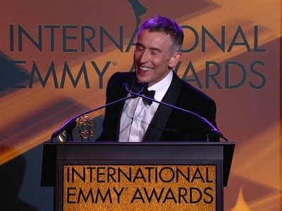 Branagh, Coogan, Friel honored at International Emmys