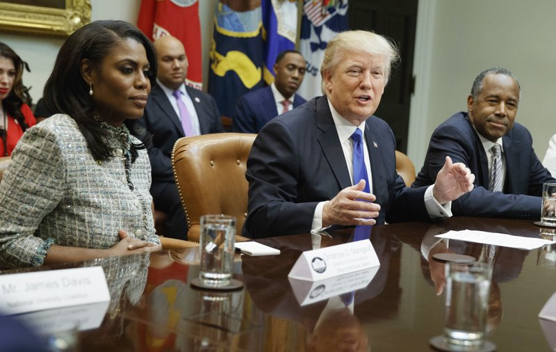 Omarosa fired, 'physically dragged' from the White House (nypost.com)
