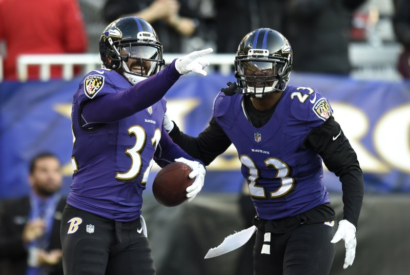 Eric Weddle, Tony Jefferson
