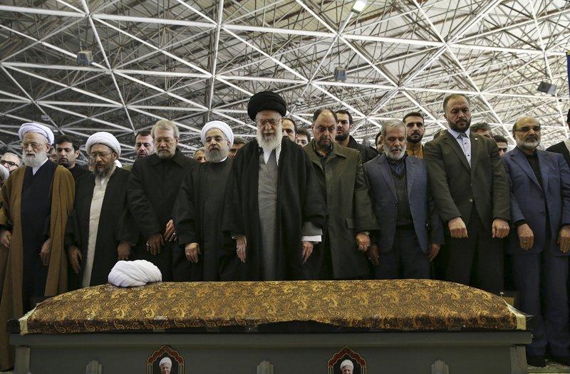 Ali Khamenei,