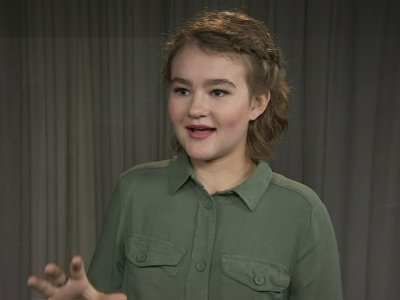 Millicent Simmonds: AP's 2017 Breakthrough Entertainers