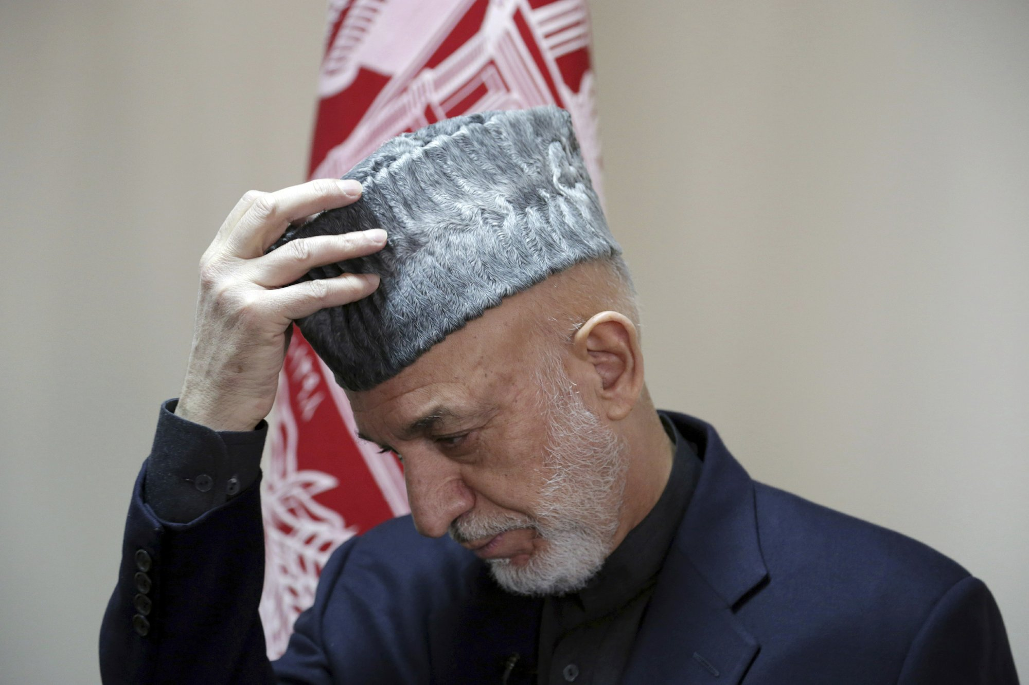 AP Interview: Karzai worries Pakistan talks risk peace pact