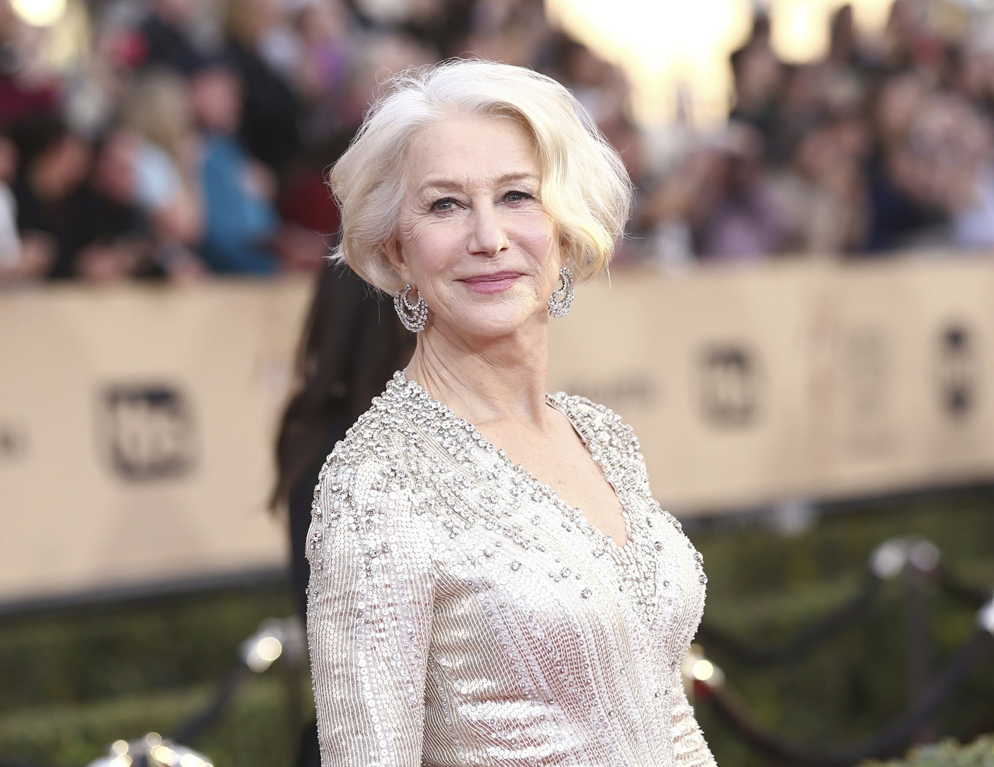 Dogs and babies among Helen Mirren's acting inspirations