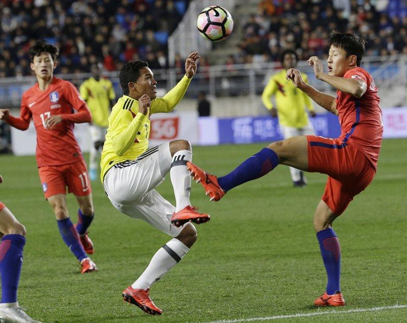 Kim Jin-su, Carlos Barca