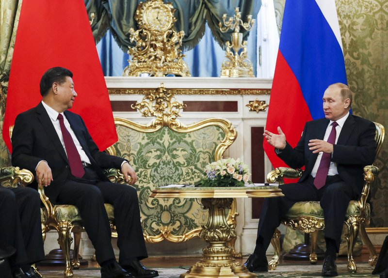 China, Russia offer plan for easing North Korea tensions
