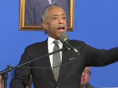 Speakers Take Aim at Trump During NY MLK Event
