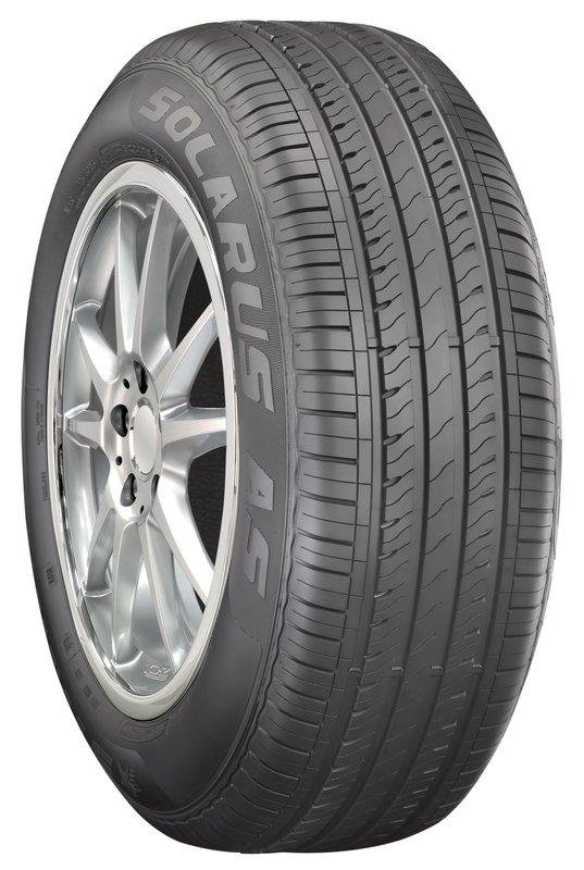 Cooper Tire Launches New Starfire Solarus AS™