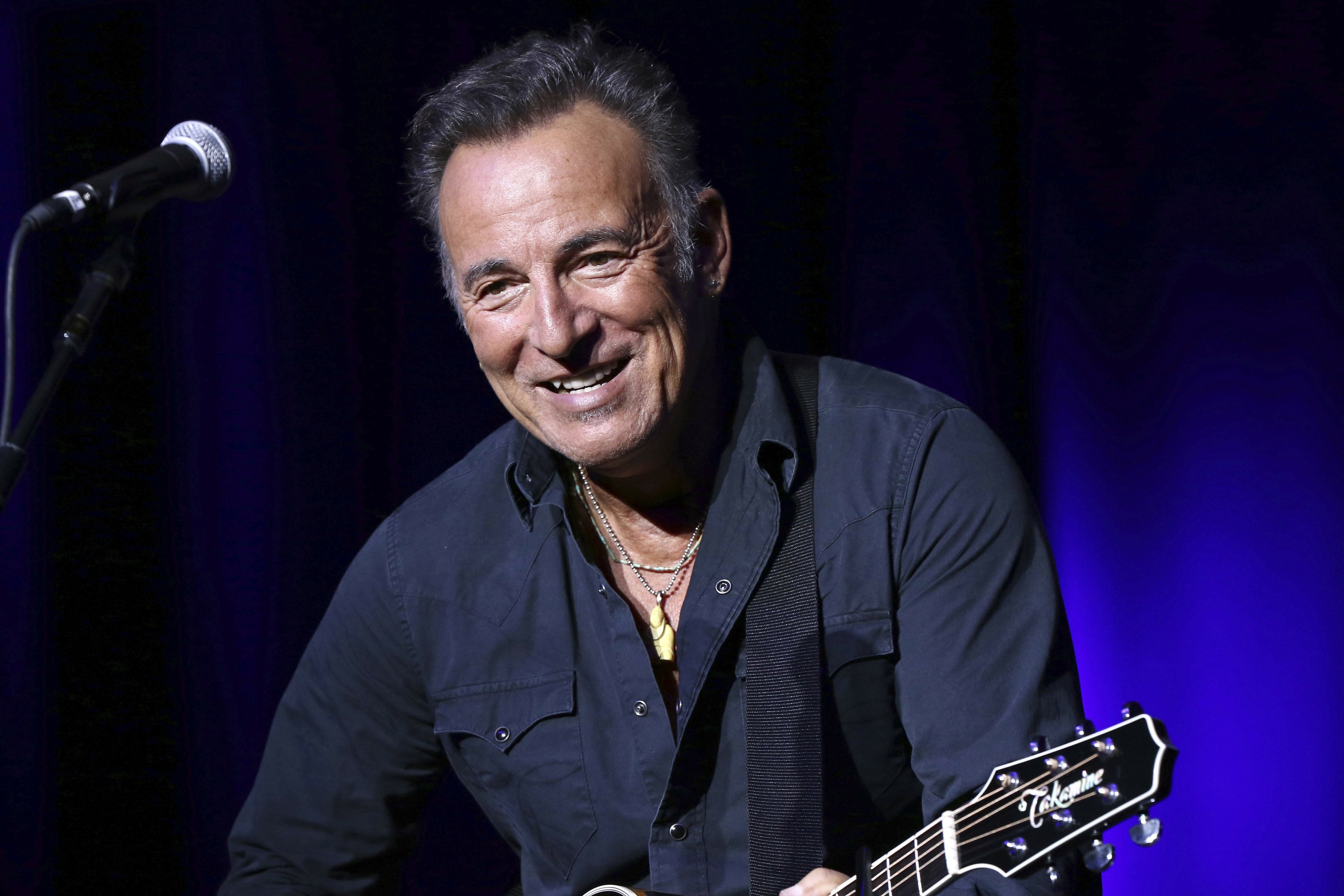 Bruce Springsteen to Return to Broadway This Summer