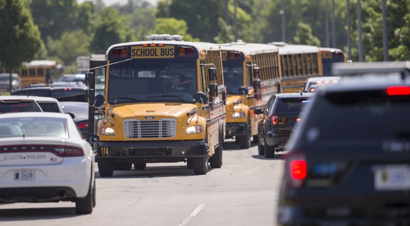 A Male Student Opened Fire At The Suburban Indianapolis School Wounding  Another ...