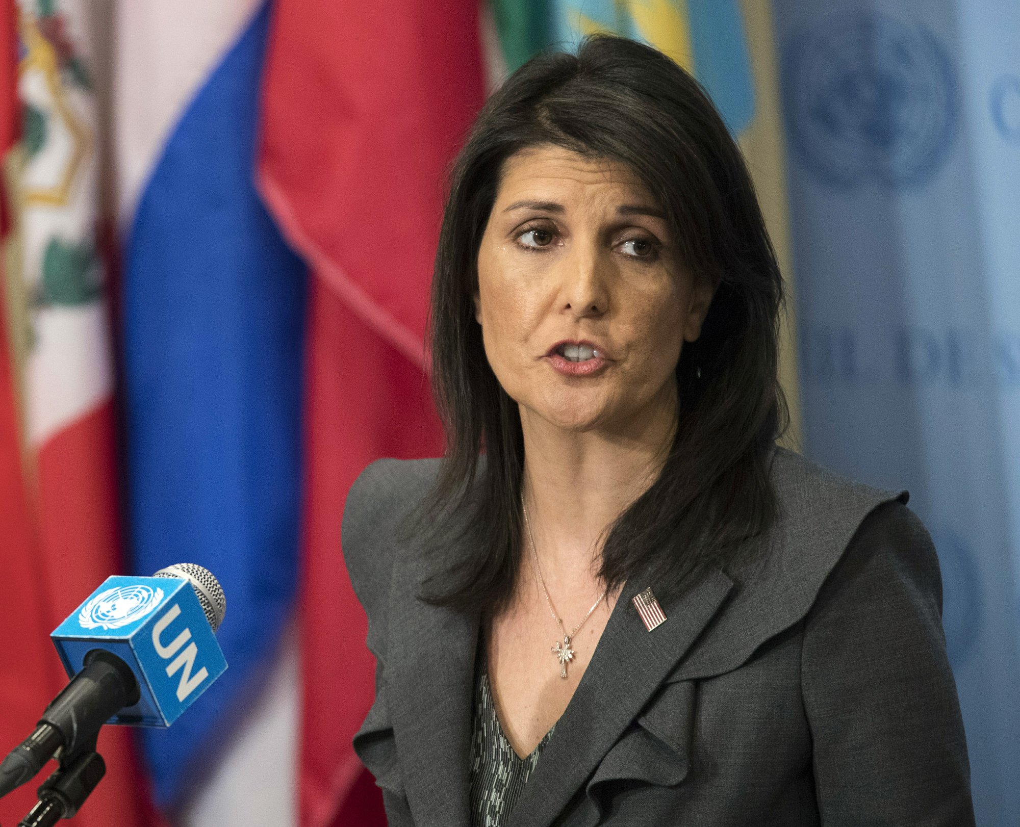 US poised to announce exit from UN human rights council