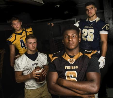 Heavy hitters: A-K Valley bruisers pack a punch on offense, defense