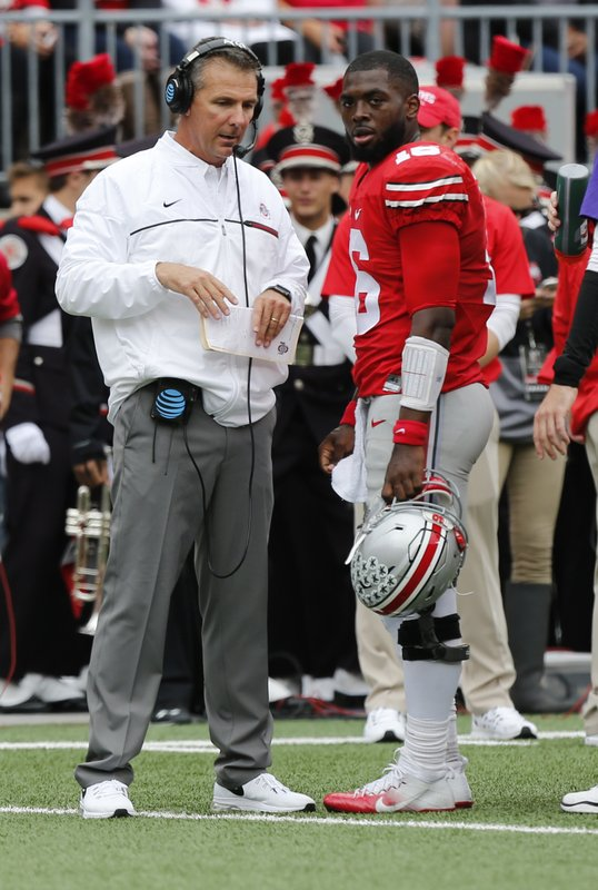 Urban Meyer, J.T. Barrett