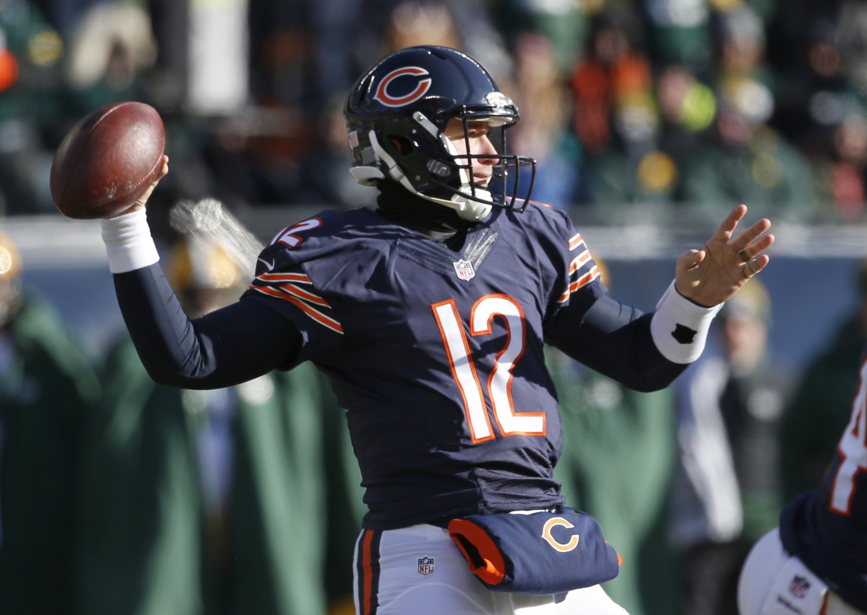 Is Jay Cutlers fashion statement a message to Bears