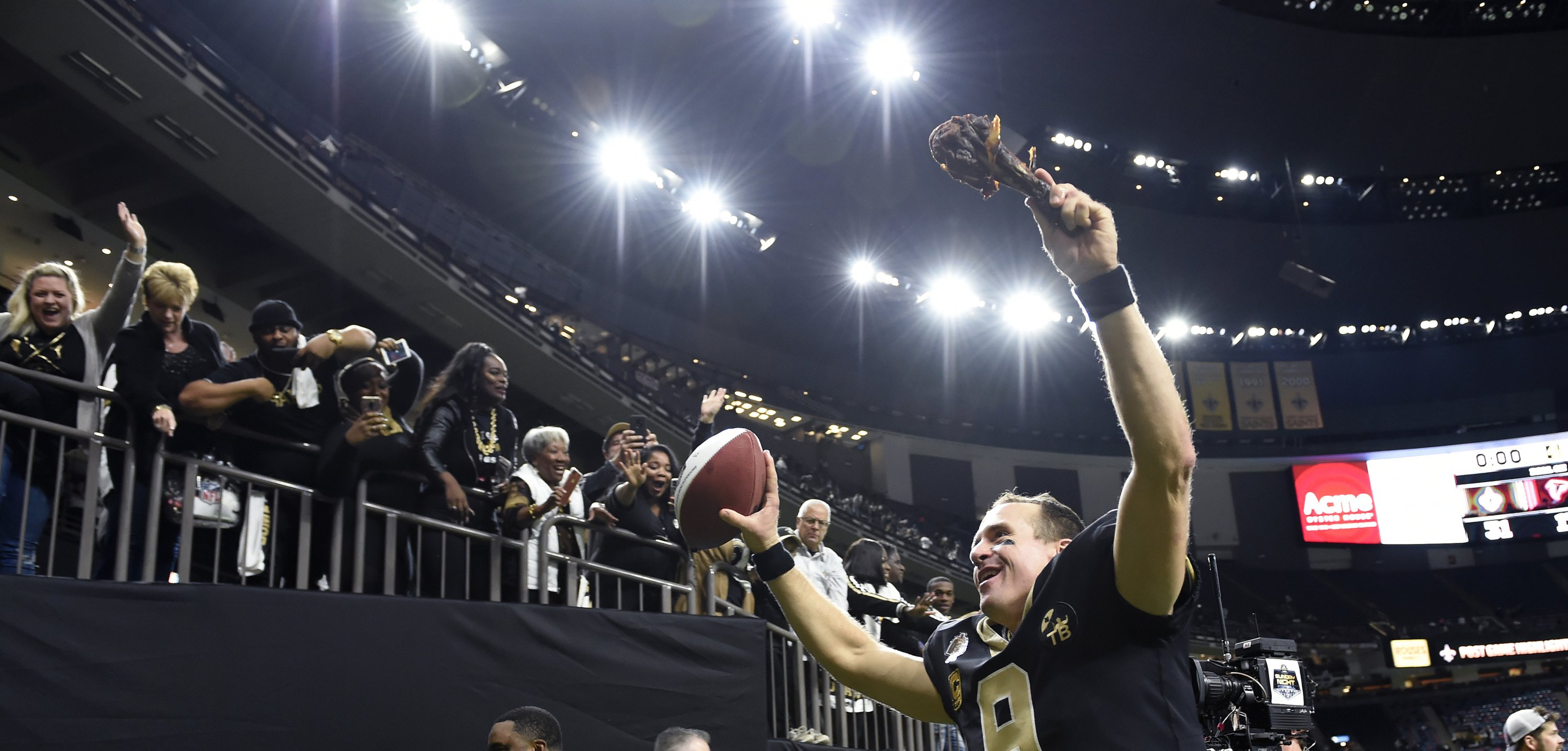 Saints Rams Chiefs Repeat As Top 3 In Ap Pro32 Poll
