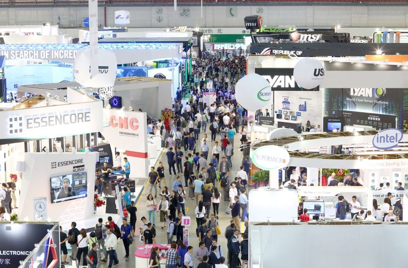 COMPUTEX 2018 Ends with Great Success