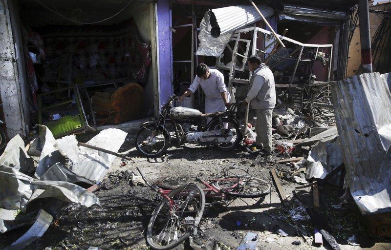 Taliban car bombing kills at least 24 in Kabul