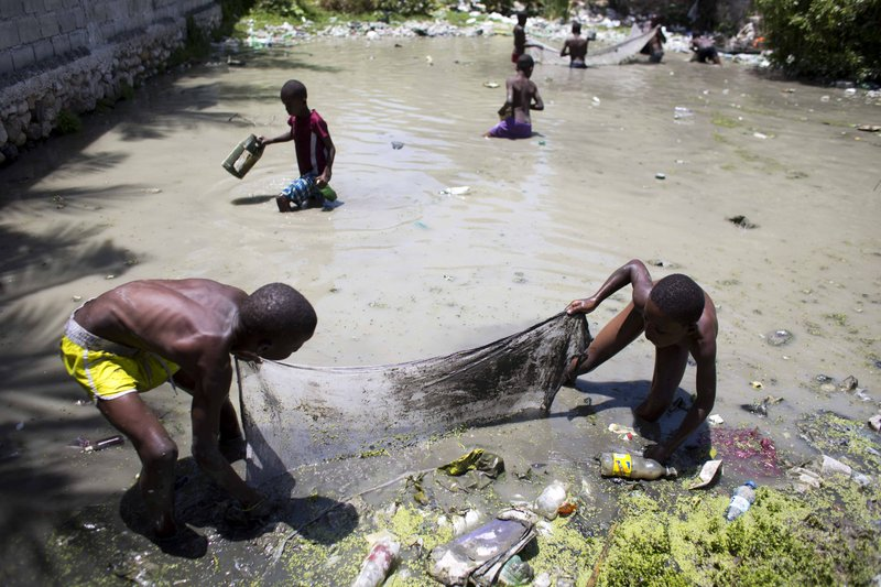 Haiti Welcomes UN Admission Plans To Assist Cholera Victims - Poorest countries in the western hemisphere 2016