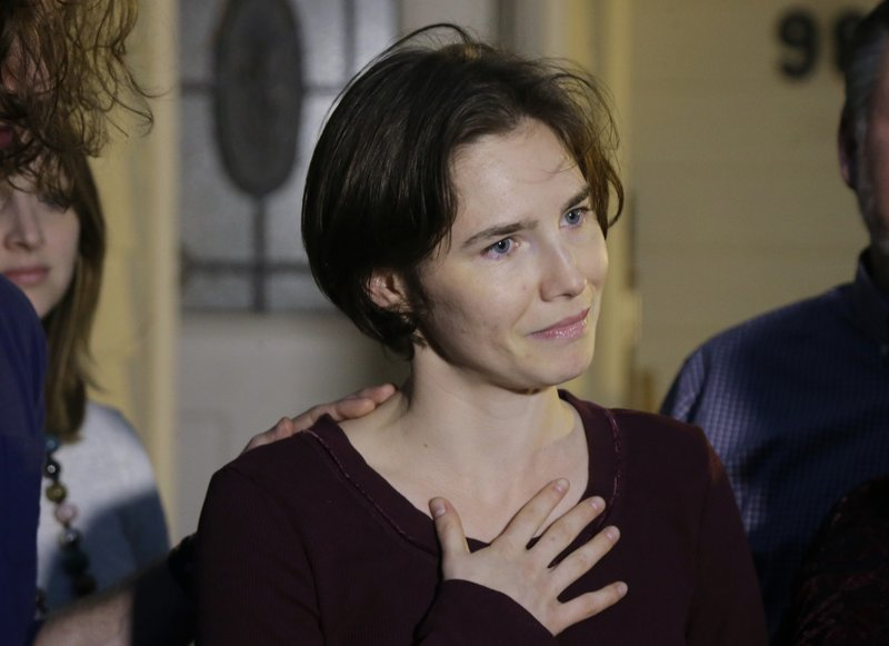 Amanda Knox To Return To Italy For 1st Time Since Acquittal 800