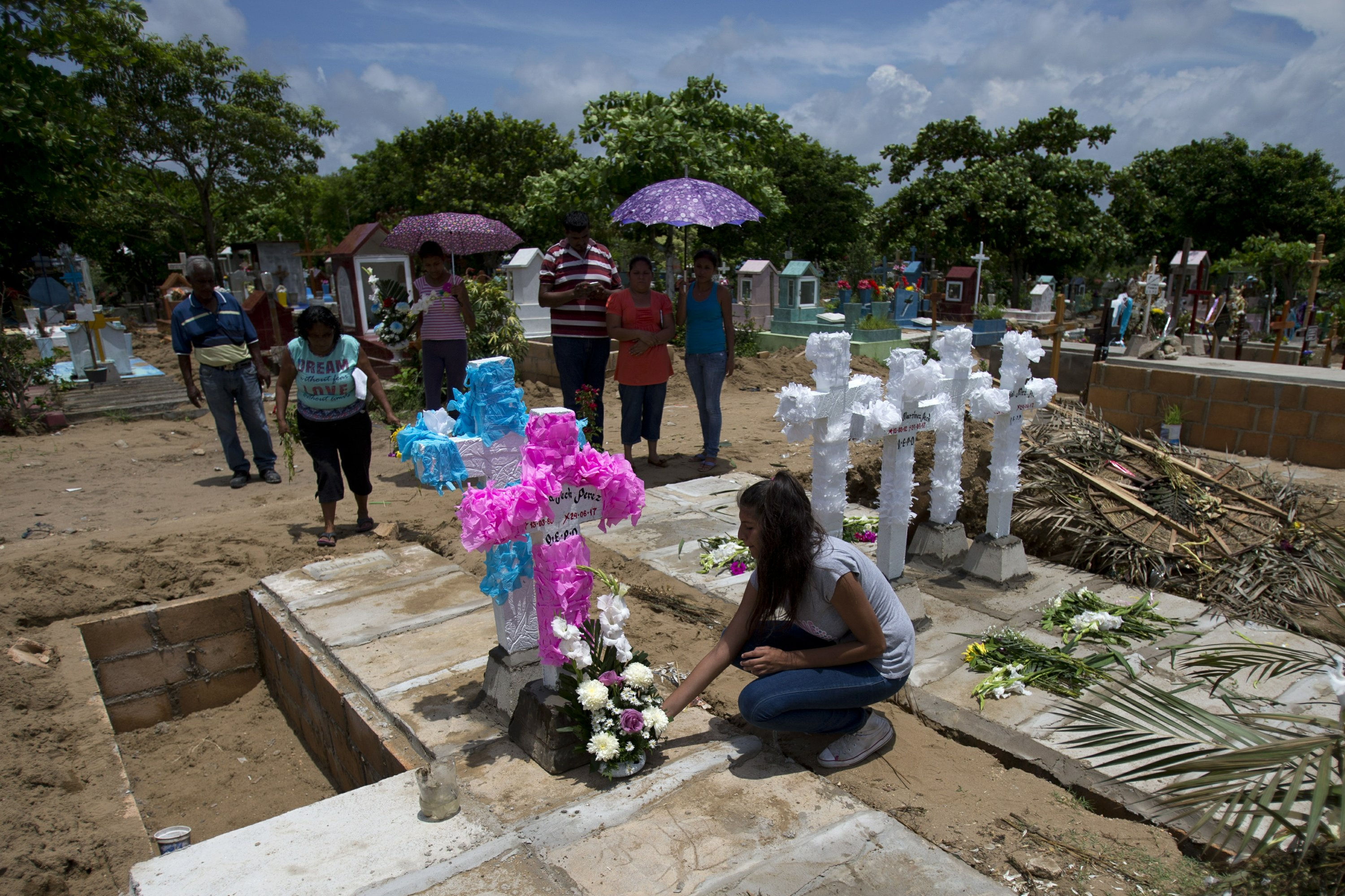 In Mexico, massacre of family underlines surging violence