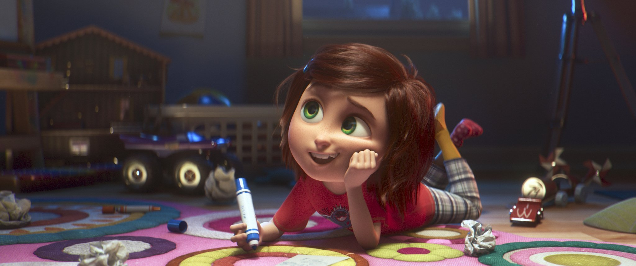 Review The New Animated Wonder Park Is At War With Itself
