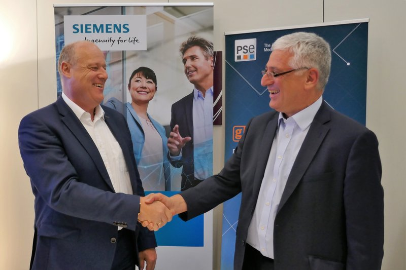 Siemens, PSE to Collaborate on Model-Based Solutions