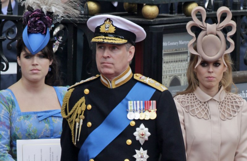 Prince Andrew To Press End False Stories About Daughters