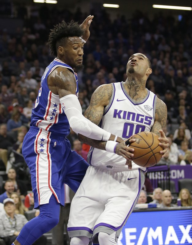 Robert Covington, Willie Cauley-Stein
