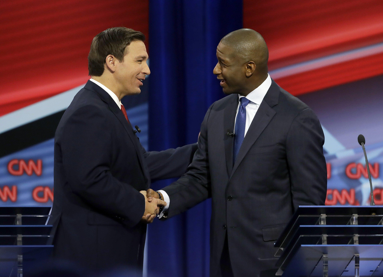 Florida's culture clash pits Gillum against Trump voters