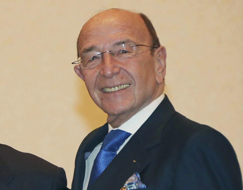 Yoshiro Mori, Alex Gilady