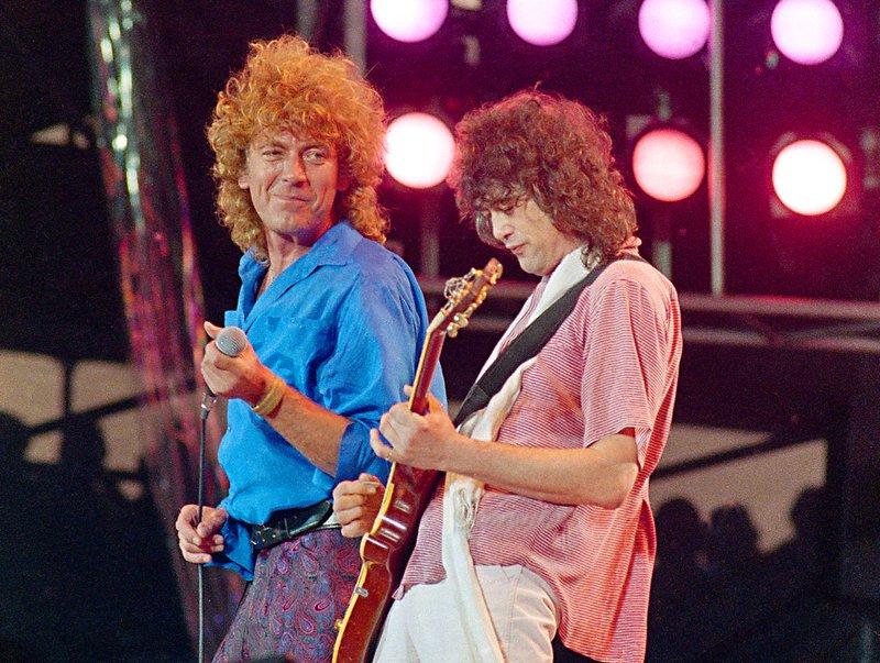 Led Zeppelin Rocks Copyright Case Over Stairway