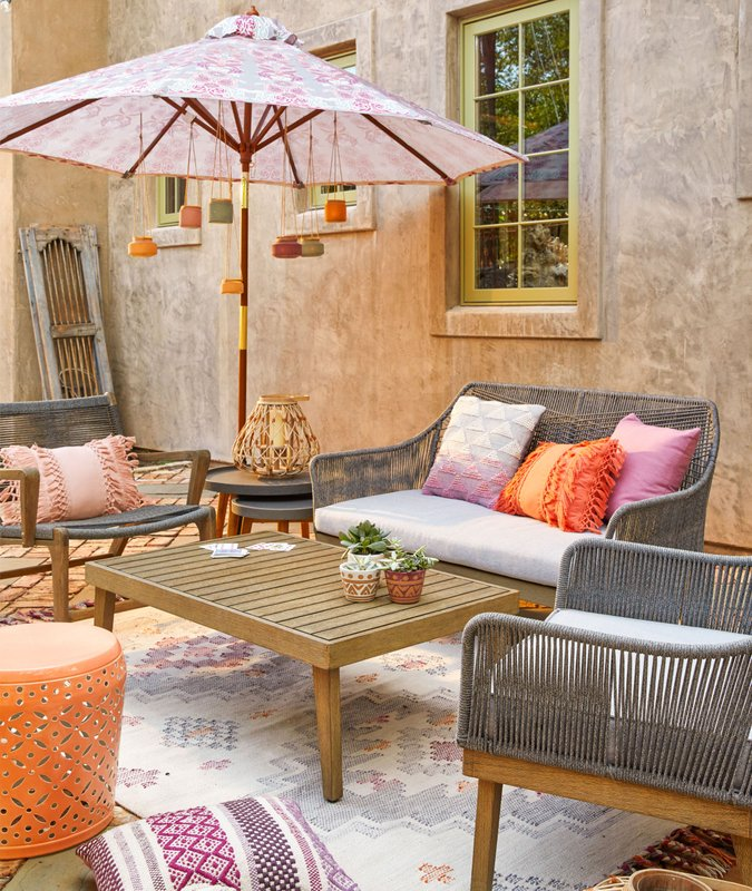 Cost Plus World Market® Celebrates Summer With New Outdoor Collections and Scavenger Hunt
