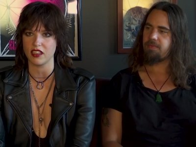 Rockers Halestorm don't care about the haters