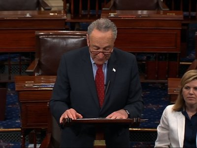 Schumer: US Must 'Show Strength' with NKorea
