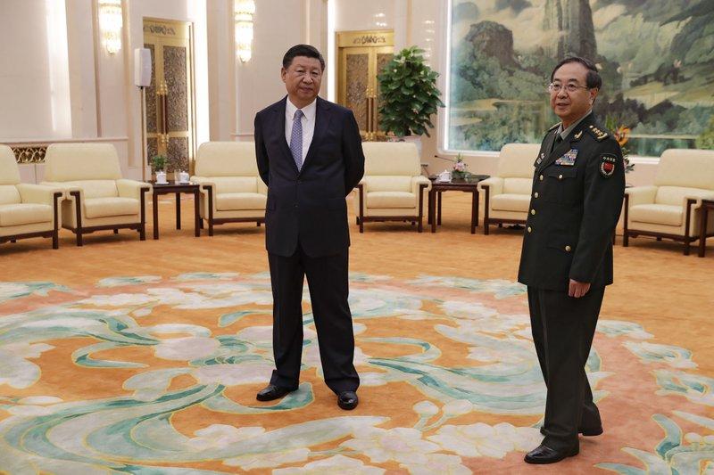 Xi Jinping, Fang Fenghui