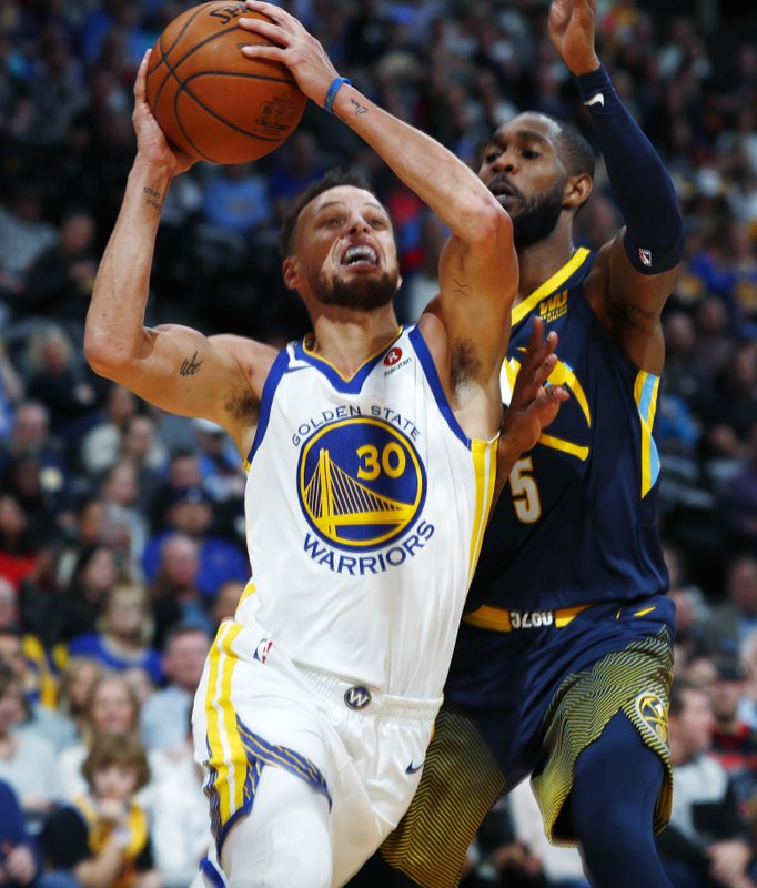 Will Barton, Stephen Curry