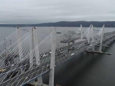 Cuomo, Hillary Clinton open new bridge