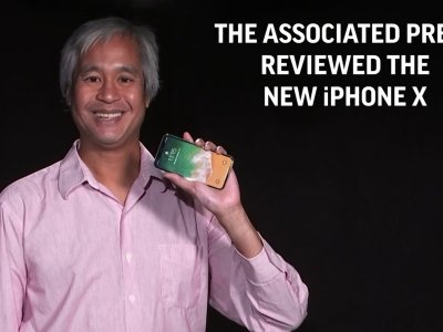 AP Looks At iPhone X's Facial Recognition