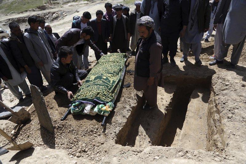 Taliban attacks in western Afghanistan kill 14 troops, policemen (apnews.com)
