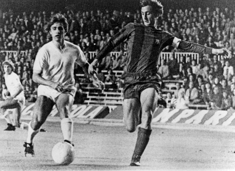 Johan Cruyff,Bruno Giordano
