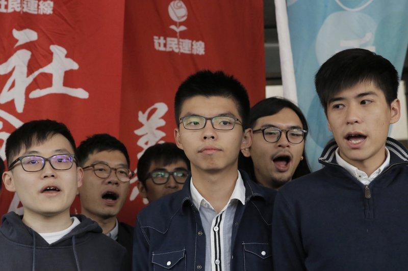 Lester Shum, Joshua Wong