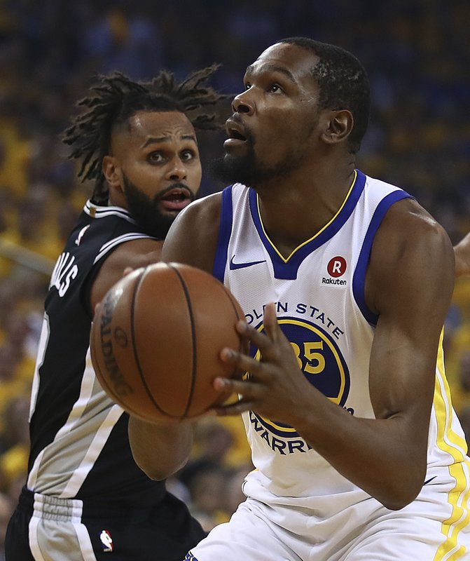 Kevin Durant, Patty Mills