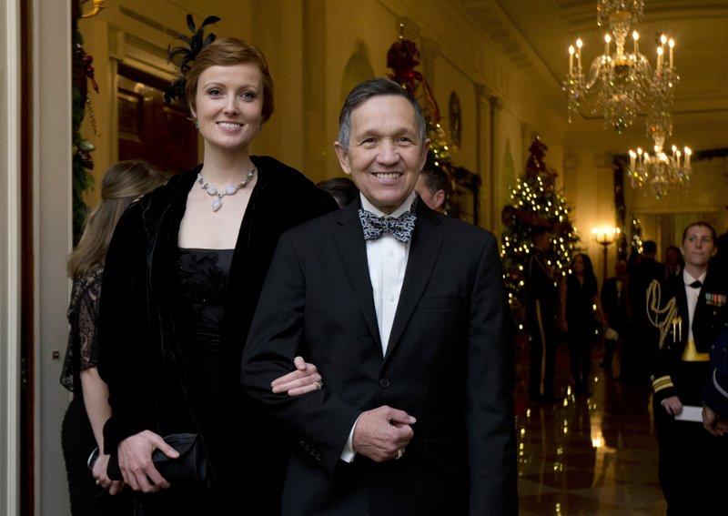 Dennis Kucinich, Elizabeth Kucinich